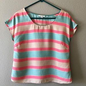 Boden Silk Blend Shirt